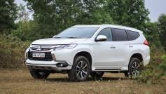 Mitsubishi Pajero Sport mới – thách thức Toyota Fortuner ở Việt Nam