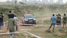 Mitsubishi Triton đứng đầu hạng nguyên bản trong cuộc thi lái xe địa hình