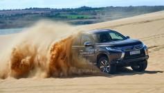 Trải nghiệm Mitsubishi All New Pajero Sport- Chinh phục đồi cát Bàu Trắng