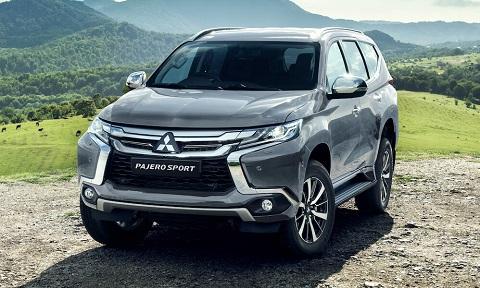 Mitsubishi Pajero Sport giảm giá gần 200 triệu tại Việt Nam.