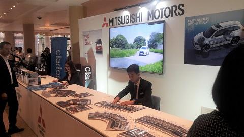 Mitsubishi Motors Vietnam giới thiệu công nghệ xe điện tại hội thảo Bộ Công Thương.