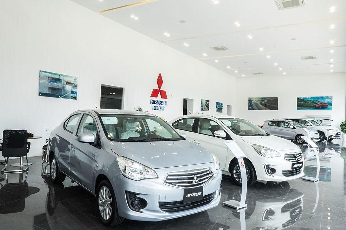 Xe Mitsubishi nhập khẩu dự kiến giao đến khách hàng từ đầu tháng 8